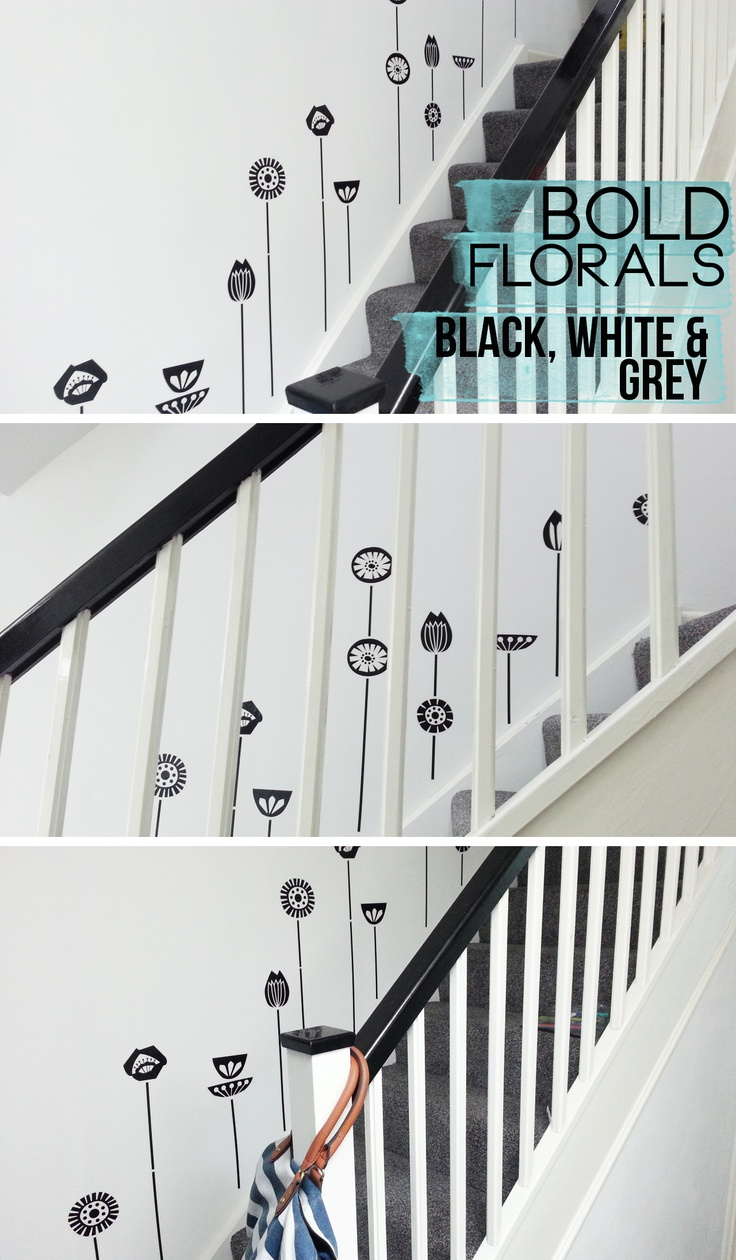 IKEA wall stickers  decorados  Pinterest