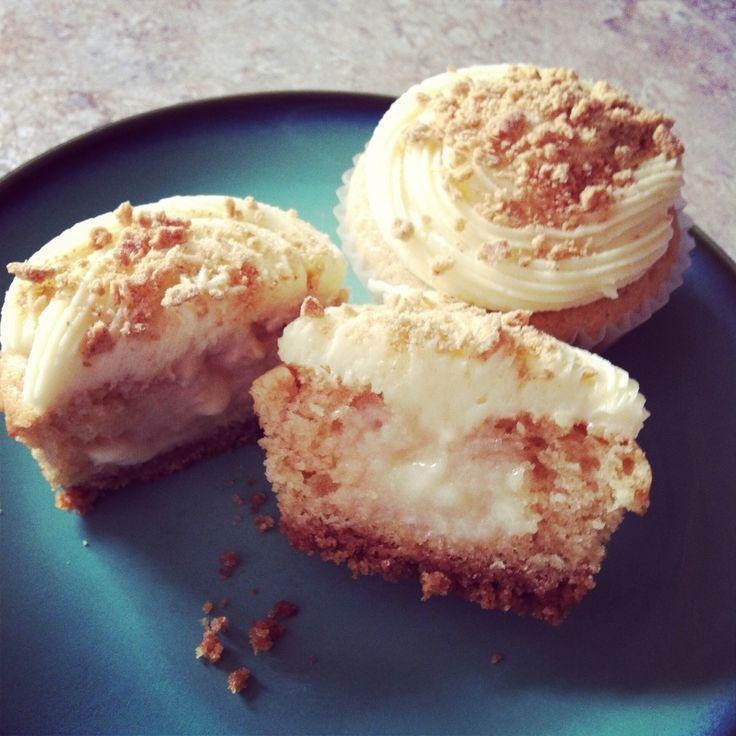 Lemon Cheesecake Cupcakes | Cupcakes | Pinterest
