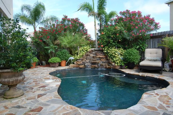 Very Small Backyard Pools : Small Backyards