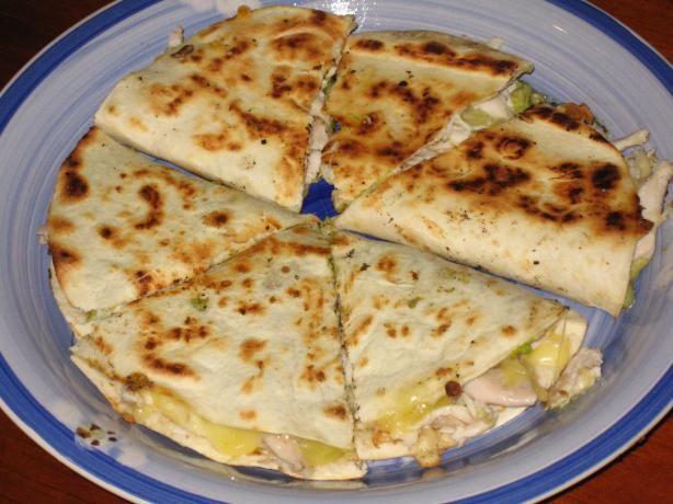 Baked Quesadillas | Recipe