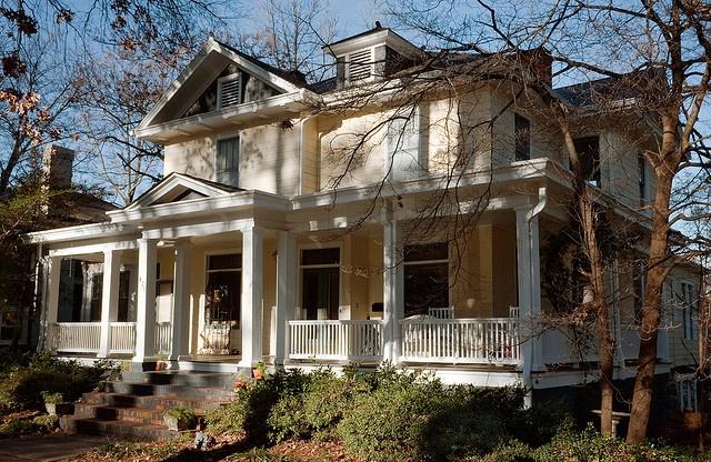 Craftsman Home 3 Elizabeth Charlotte North Carolina By