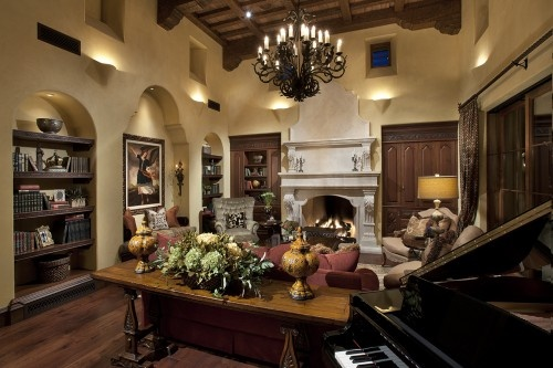 Living Room Tuscan Colors Tuscan Living Pinterest