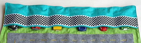 On-The-Go Car Activity Mat