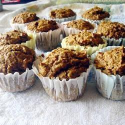 Pumpkin Nut Muffins recipe - All recipes UK