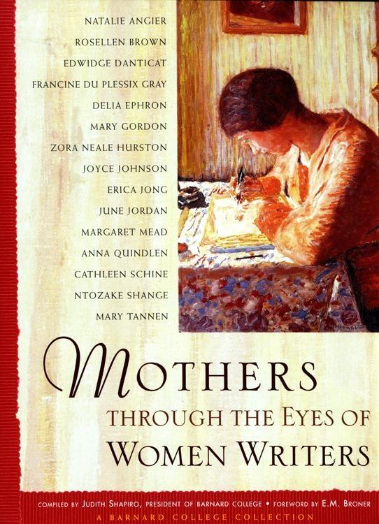 motherhood essay by anna quindlen