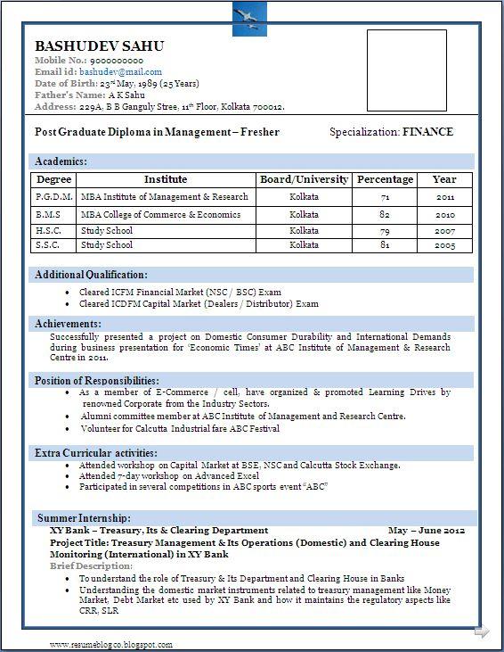 Good software engineering resume