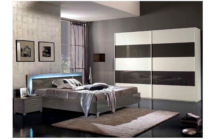 Chambre à coucher Romantica  lumineuse  Chambre à coucher