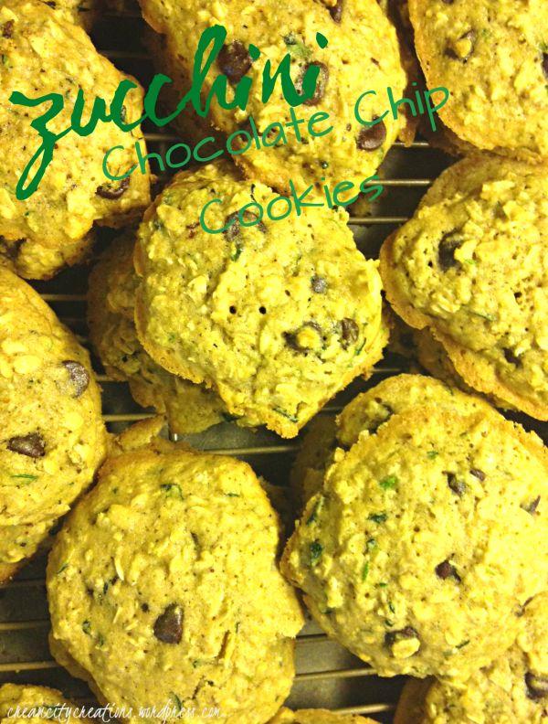 Gluten-Free Chocolate Chip Zucchini Brownies Recipes — Dishmaps