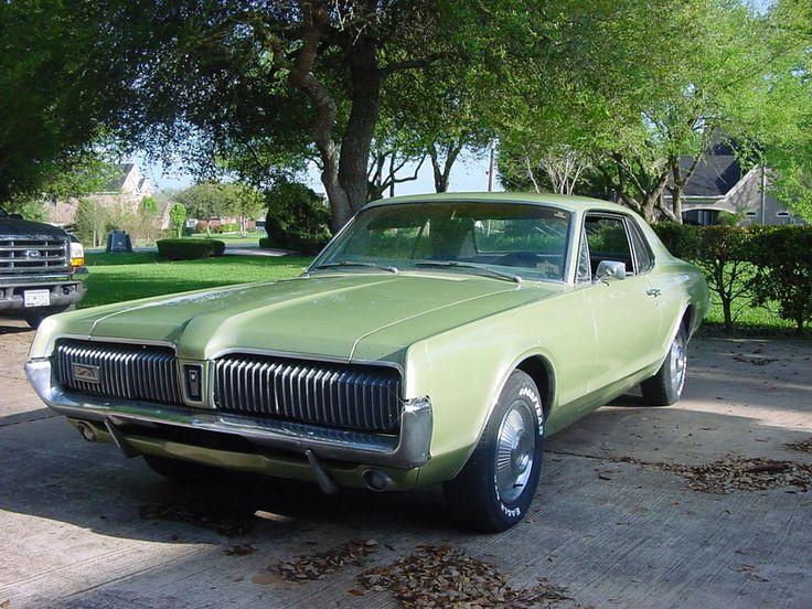 1967 mercury cougar ford lincoln mercury pinterest