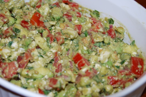 Avocado Feta Salsa | Dip It...Good and other Appetizers | Pinterest
