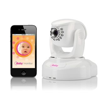 the monitor Bobby is obsessed with...iBaby Monitor.