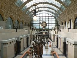 My favorite museum so far Monet, Van Gogh, Degas amazing Musee