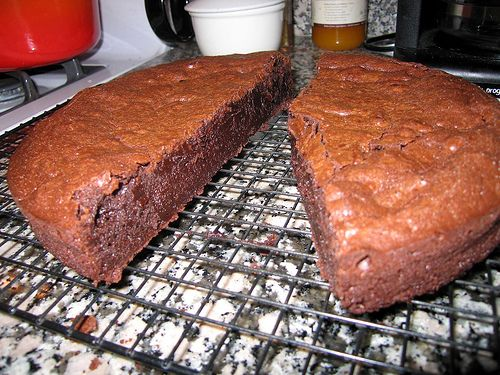 ... This Cake = Hot Sex (Flourless Chocolate Cake for Valentine's Day