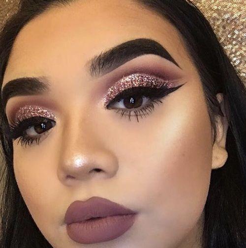 Black eye makeup tips