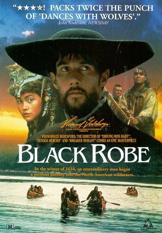 """black robe movie essays History of the black robe  may 9, 1789), p 1, quoting from """"extract from """"american essays:  the national black robe regiment is a network of national."""