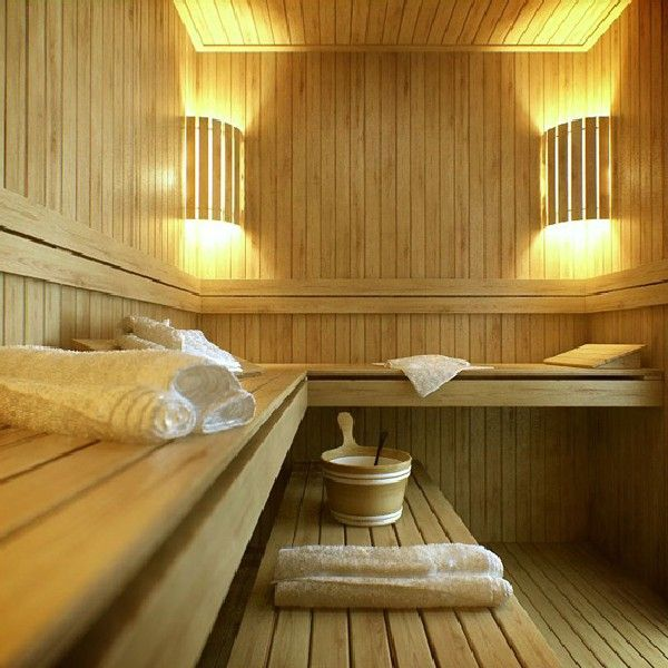 Home sauna house interiors pinterest for 1br apartment design ideas