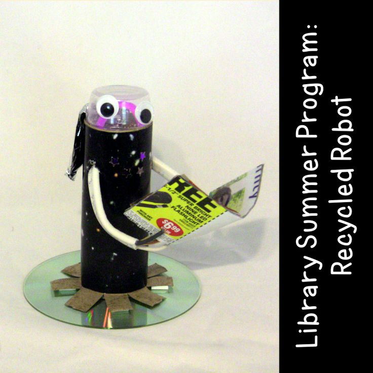 Recycled Robot Reading
