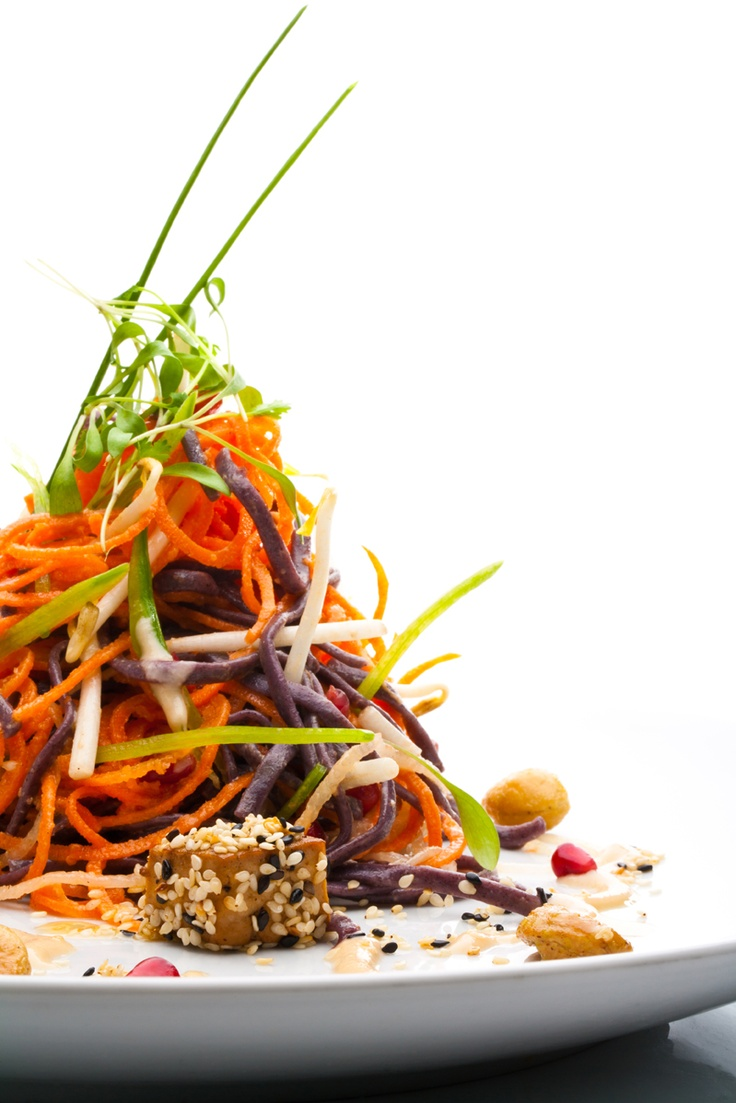 Nothing finer than the Soba Noodle Salad | terre a terre food pics ...
