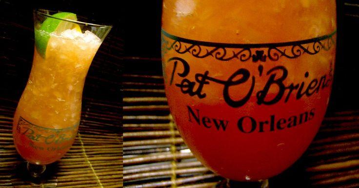 Hurricane | The Blowfish Lounge Cocktail Menu | Pinterest