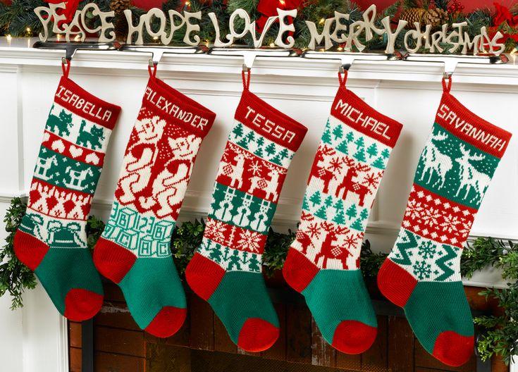 Weekly Inspiration - Christmas Stockings