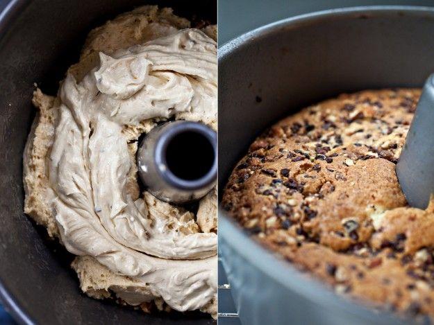 cocoa nib coffee cake | yum | Pinterest