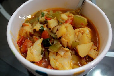 Fish stew | Not your average stone soup ... | Pinterest