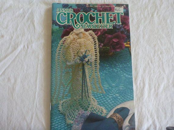 Annies Crochet Newsletter Nov/Dec 1994 n72 by CarolsCreations77, $4.50