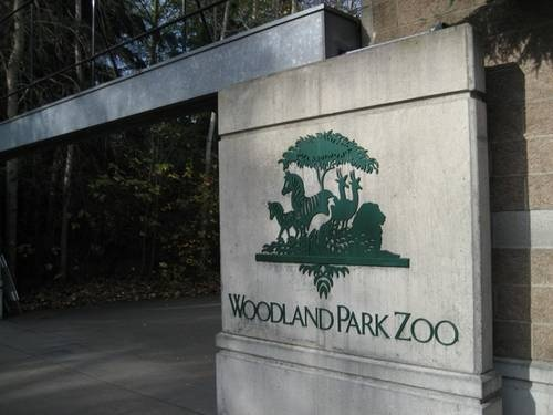 woodland park zoo memorial day special