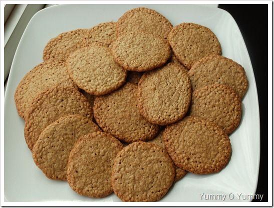 benne wafers / sesame seed cookies | cookies, cookies, cookies | Pint ...