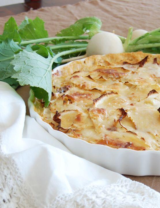 Turnip Gratin | vegetable, grain, bean and Lentil based dishes | Pint ...