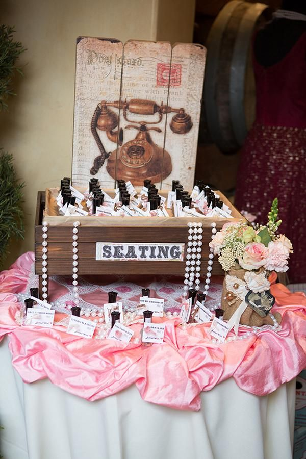 Great gatsby inspired bridal shower party ideas and for Great wedding shower gifts