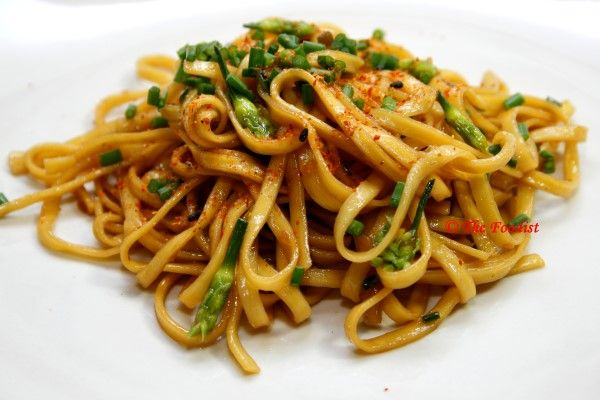 Chinese Garlic Noodles | Healthy Recipes | Pinterest
