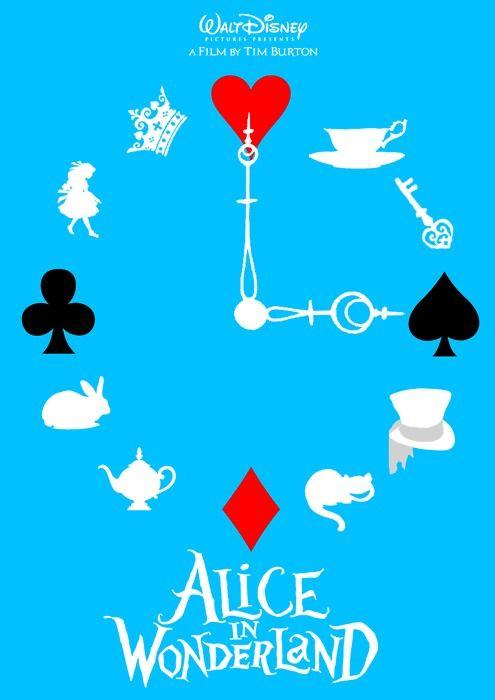 Alice in Wonderland - Tim Burton