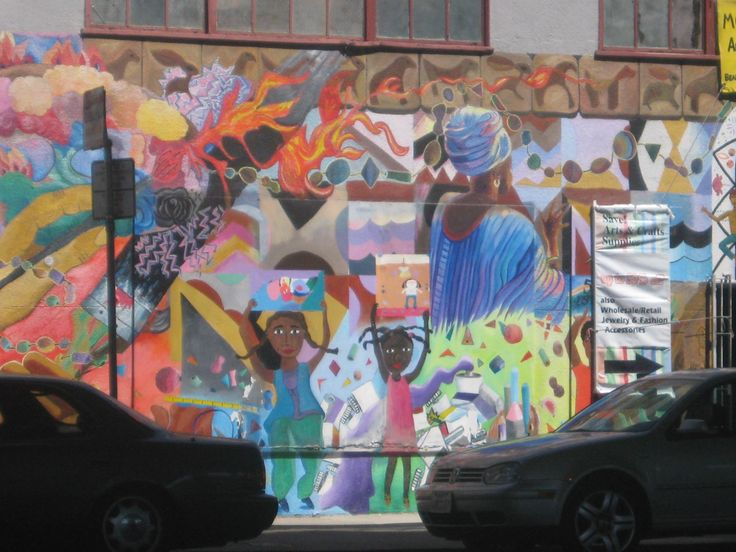 Pin by sharon wolf on urban street art pinterest for African american mural