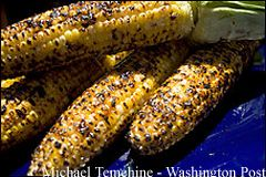 Cambodian grilled corn | Southeast Asian Food! | Pinterest