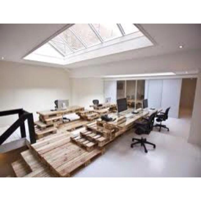Pallet furniture | Pallet Furnitures | Pinterest