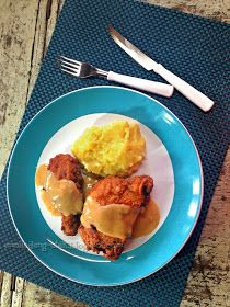 enzaladang utak: HERB-AND-SPICE INFUSED FRIED CHICKEN (SOUTHERN-STYLE ...