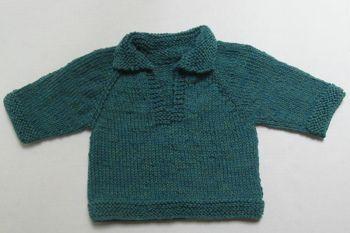 Free Boys sweater pattern