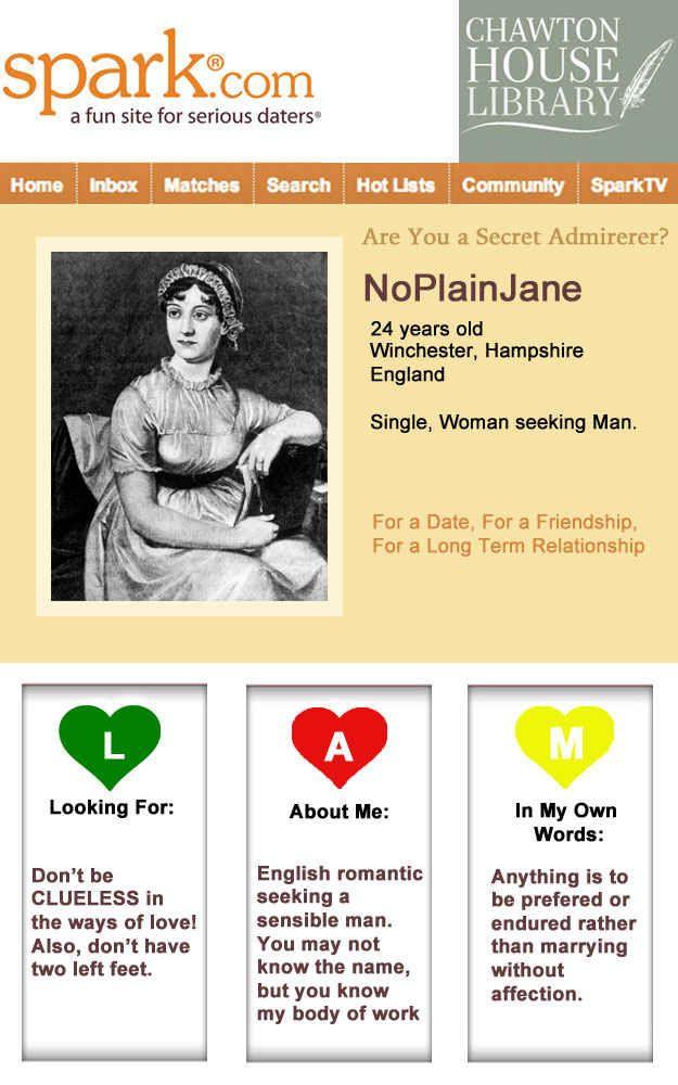 hannahcgregg literary icons dating profiles