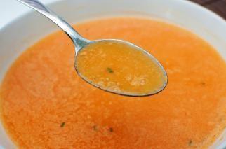 Cool Corn and Melon Soup - Door to Door Organics
