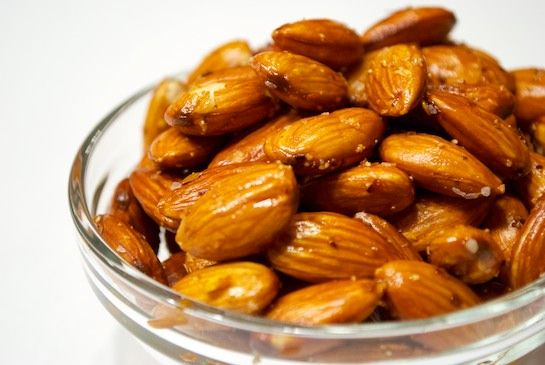Roasted Almonds | Healthy Nutritious Recipes | Pinterest