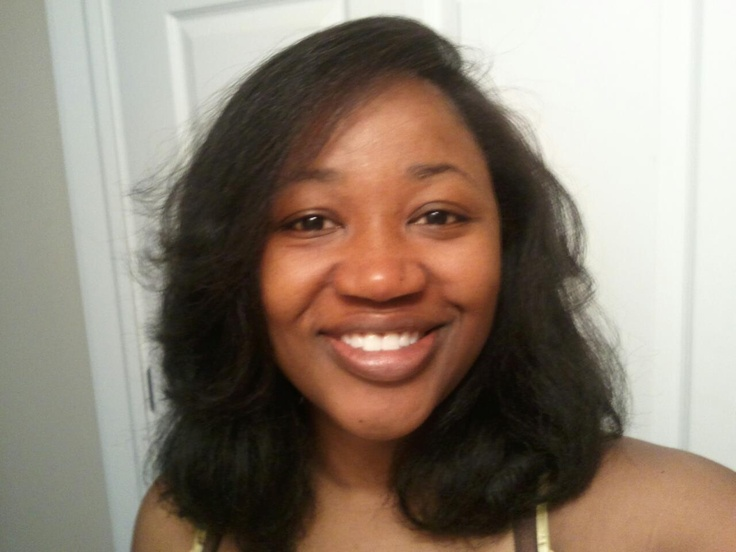 Natural but pressed   African American Natural Hair   Pinterest View ...
