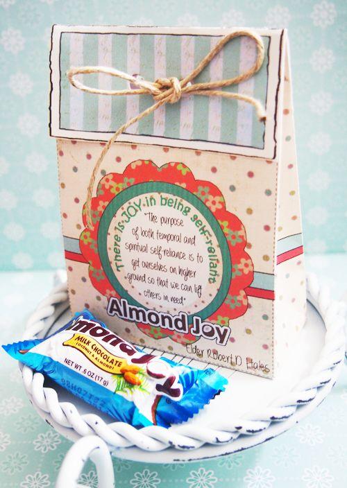 almond Joy candy sayings | just b.CAUSE