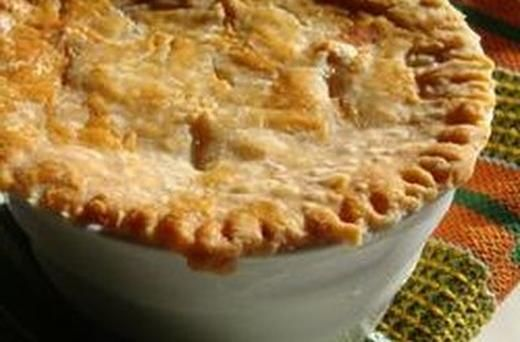 Chicken Pot Pie IX from allrecipes.com (This is the first pot pie ...