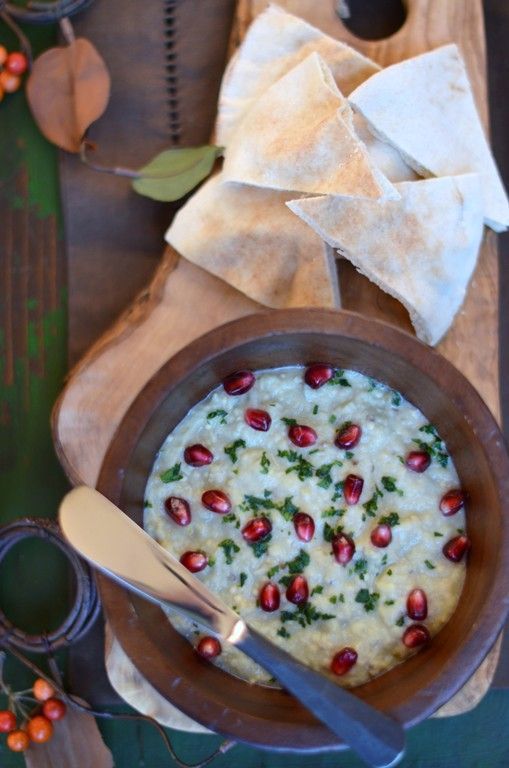 Baba Ghanoush | Things I want to eat | Pinterest