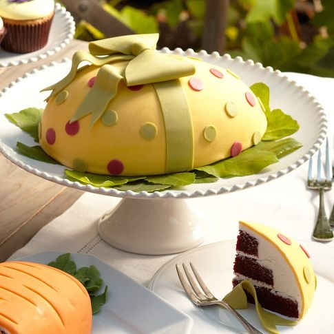 Perfect Easter Egg Cake