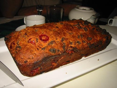 diabetic fruit cake
