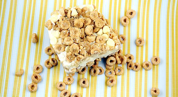 homemade honey nut cheerios in three minutes cupcake project honey nut ...