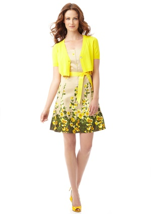 a line plus length dresses