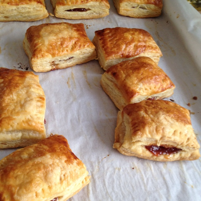 Cuban guava/cheese pastries | Food from Dominican Republic | Pinterest